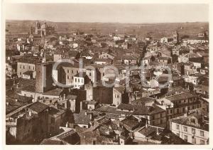 1955 ca VITERBO Veduta aerea della città *Cartolina FG NV