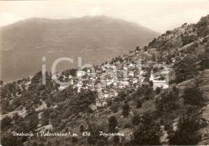 1957 VESTRENO (LC) Panorama del paese *Cartolina FG VG