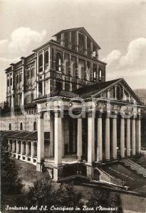 1957 BOCA (NO) Santuario del Santissimo Crocifisso *Cartolina FG NV