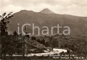 1953 APPENNINO REGGIANO Passo dello SPARAVALLE e Monte VENTASSO *Cartolina FG NV