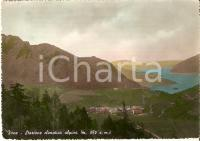 1953 ZONE (BS) Panorama del paese *Cartolina FG VG