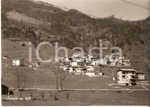 1968 PASTURO (LC) Panorama della frazione BAIEDO *Cartolina FG VG