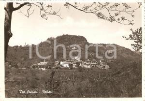 1954 DUMENZA (VA) Panorama della frazione DUE COSSANI *Cartolina FG VG