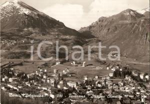 1962 BARZIO (LC) Panorama del paese - VALSASSINA *Cartolina FG VG