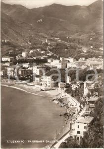 1950 ca LEVANTO (SP) Panorama dalla Pietra *Cartolina FG VG