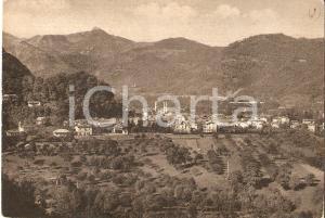 1953 ROCCAVIONE (CN) Panorama del paese - Valle Vermenagna *Cartolina FG VG
