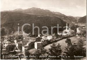 1956 COLLAGNA (RE) Panorama del paese *Cartolina FG VG