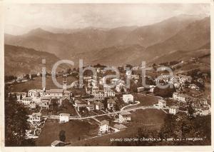 1950 ca SELVINO (BG) Panorama del paese *Cartolina FG NV