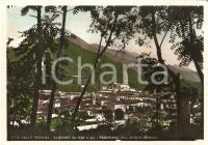 1959 SELVINO (BG) Panorama dal Monte Crosio *Cartolina FG VG