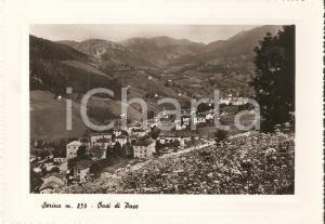 1953 SERINA (BG) Panorama del paese *Cartolina FG VG