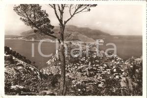 1961 CAPRI (NA) Panorama dell'Isola *Cartolina FG VG