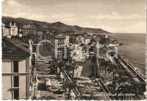 1953 SANREMO (IM) Albergo Europa e Casinò *Cartolina FG VG