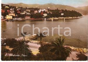 1950 SANTA MARGHERITA LIGURE (GE) Panorama della città *Cartolina FG VG