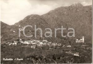 1950 ca VALSOLDA (CO) Panorama della frazione PURIA *Cartolina FG NV