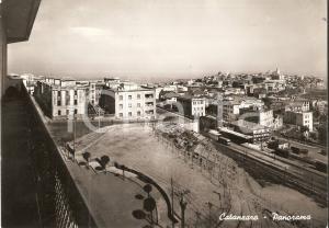 1958 CATANZARO Panorama della città *Cartolina FG VG