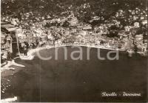 1952 RAPALLO (GE) Panorama del golfo *Cartolina FG VG