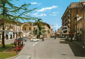 1965 ca BUSTO ARSIZIO (VA) Piazza Cristoforo Colombo *Cartolina FG NV