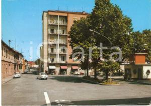 1965 ca BUSTO ARSIZIO (VA) Pesa pubblica in piazza XXV Aprile *Cartolina FG