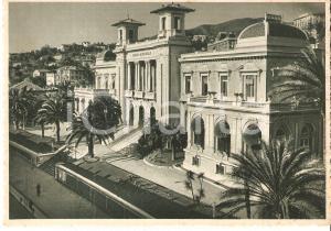 1940 SANREMO (IM) Panorama con Casinò Municipale *Cartolina FG NV