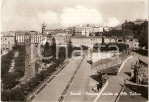 1960 FRASCATI (RM) Panorama da Villa Torlonia *Cartolina FG NV