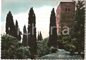 1950 ca SOLFERINO (MN) Rocca Spia d'Italia *Cartolina FG VG