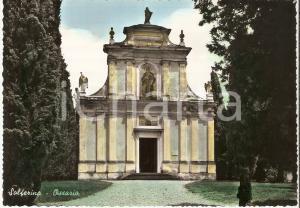 1950 ca SOLFERINO (MN) Panorama con l'Ossario *Cartolina FG NV