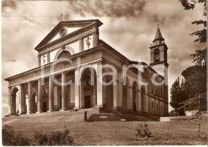 1955 ca CITTÀ DI CASTELLO (PG) Facciata Santuario di CANOSCIO *Cartolina FG NV