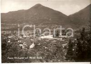 1960 CUVIO (VA) Panorama con Monte Nudo - VALCUVIA *Cartolina FG VG