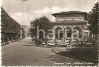 1953 MONTECATINI TERME (PT) Stabilimento termale EXCLESIOR *Cartolina FG NV