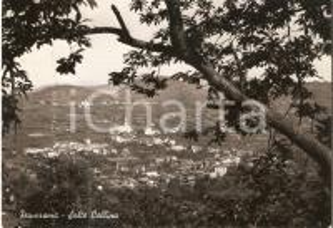 1955 SOLTO COLLINA (BG) Panorama del paese *Cartolina FG VG