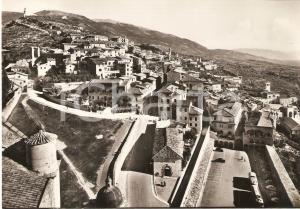 1960 ca ASSISI Panorama dal campanile di San Francesco *Cartolina FG NV