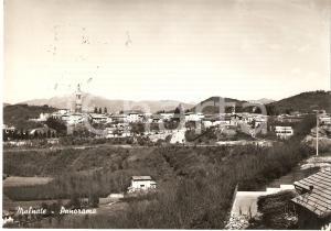 1960 MALNATE (VA) Panorama del paese *Cartolina FG VG