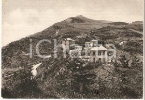 1950 PASSO DEL PENICE Panorama della valle *Cartolina FG VG