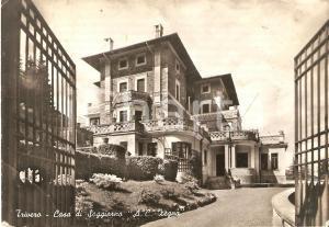 1955 ca TRIVERO (BI) Casa di soggiorno A.C. ZEGNA *Cartolina FG NV