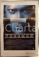 1995 CRYING FREEMAN Mark DACASCOS Regia Christophe GANS *Locandina 33x53