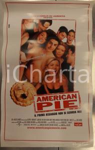 1999 AMERICAN PIE Jason BIGGS Mena SUVARI Alyson HANNIGAN *Locandina 33x53