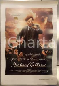 1996 MICHAEL COLLINS Liam NEESON Alan RICKMAN Regia Neil JORDAN *Locandina 33x52