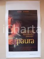 1996 PAURA Mark WAHLBERG Reese WITHERSPOON William PETERSEN *Locandina 33x55