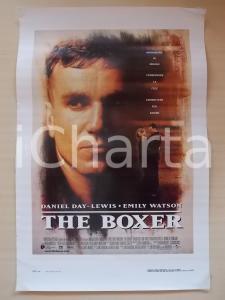 1997 THE BOXER Daniel DAY-LEWIS Emily WATSON Regia Jim Sheridan *Locandina 33x55