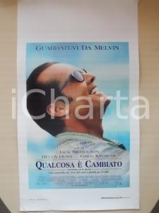 1997 QUALCOSA E' CAMBIATO Jack NICHOLSON Helen HUNT Greg KINNEAR Locandina 33x60