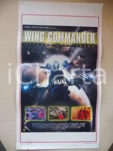 1999 WING COMMANDER Freddie PRINZE Jr. Matthew LILLARD *Locandina 33x60