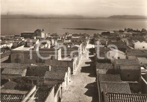 1960 CALASETTA (CA) Panorama del paese *Cartolina FG VG