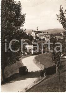 1950 CERRO VERONESE (VR) Furgone all'ombra dell'albero *Cartolina FG VG