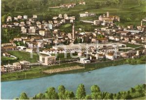 1950 ca ALBINO (BG) Frazione DESENZANO SUL SERIO Panorama *Cartolina FG NV
