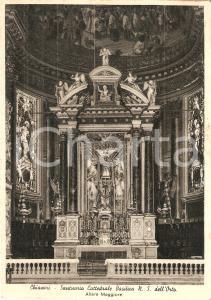 1950 ca CHIAVARI (GE) Altare Santuario NOSTRA SIGNORA DELL'ORTO *Cartolina FG NV
