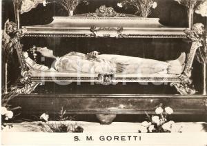 1957 NETTUNO (RM) Salma di SANTA MARIA GORETTI *Cartolina FG VG