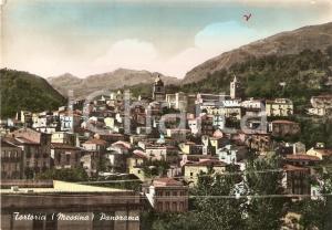 1956 TORTORICI (ME) Panorama del paese *Cartolina FG VG