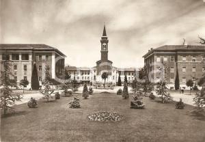 1967 BIELLA Parco del COTTOLENGO *Cartolina FG VG