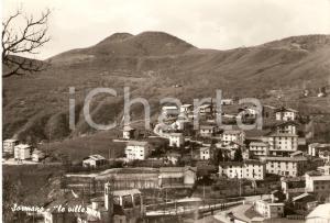 1968 SORMANO (CO) Panorama del paese *Cartolina FG VG