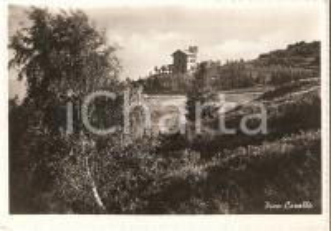 1955 PIANCAVALLO (PD) Panorama del paese *Cartolina FG VG